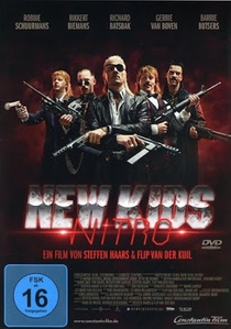 New Kids Nitro - Poster / Capa / Cartaz - Oficial 2