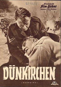 A Retirada de Dunquerque - Poster / Capa / Cartaz - Oficial 1
