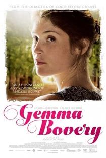 Gemma Bovery - A Vida Imita a Arte - Poster / Capa / Cartaz - Oficial 3