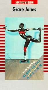 Grace Jones ‎– The State Of Grace - Poster / Capa / Cartaz - Oficial 1