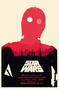 Star Wars: Episódio IV - Uma Nova Esperança - Poster / Capa / Cartaz - Oficial 11