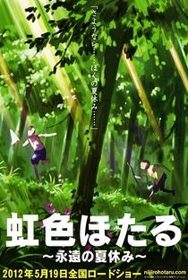Nijiiro Hotaru: Eien no Natsuyasumi - Poster / Capa / Cartaz - Oficial 3