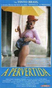 A Pervertida - Poster / Capa / Cartaz - Oficial 5