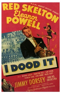 I Dood It - Poster / Capa / Cartaz - Oficial 1