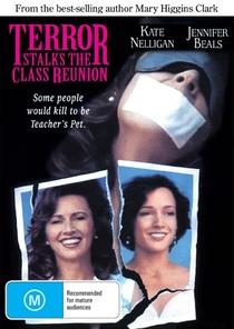 Terror Stalks the Class Reunion - Poster / Capa / Cartaz - Oficial 1