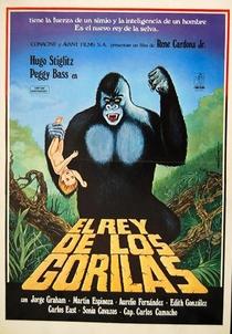 El Rey de los Gorilas - Poster / Capa / Cartaz - Oficial 1
