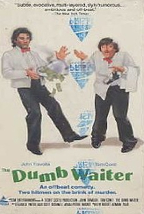 The Dumb Waiter - Poster / Capa / Cartaz - Oficial 1