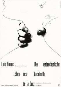 Ensaio de um Crime - Poster / Capa / Cartaz - Oficial 8