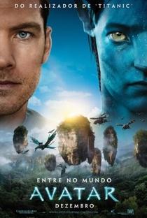 Avatar - Poster / Capa / Cartaz - Oficial 2