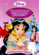 Histórias Encantadas de Jasmine: A Viagem de uma Princesa (Jasmine's Enchanted Tales: Journey of a Princess)