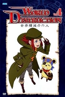 World Destruction: Sekai Bokumetsu no Rokunin - Poster / Capa / Cartaz - Oficial 4