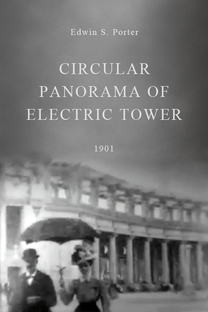 Circular Panorama of Electric Tower - Poster / Capa / Cartaz - Oficial 1