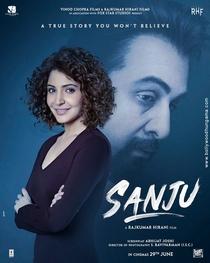 Sanju - Poster / Capa / Cartaz - Oficial 8