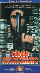 Código: Assassinato - Poster / Capa / Cartaz - Oficial 1