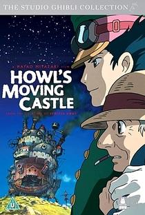 O Castelo Animado - Poster / Capa / Cartaz - Oficial 24