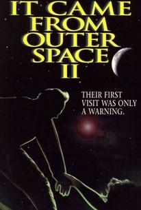 A Ameaça que Veio do Espaço II - Poster / Capa / Cartaz - Oficial 1