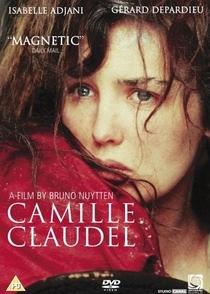 Camille Claudel - Poster / Capa / Cartaz - Oficial 2