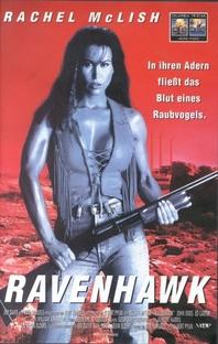 Ravenhawk - Instinto Assassino - Poster / Capa / Cartaz - Oficial 1