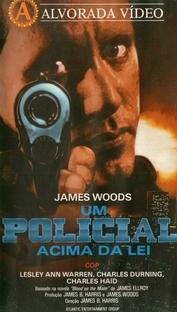 Um Policial Acima da Lei - Poster / Capa / Cartaz - Oficial 2