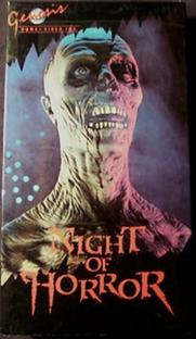 A Noite de Horror - Poster / Capa / Cartaz - Oficial 1