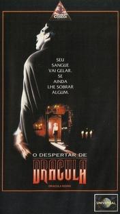 O Despertar de Drácula - Poster / Capa / Cartaz - Oficial 4