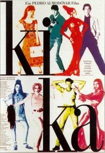 Kika - Poster / Capa / Cartaz - Oficial 1