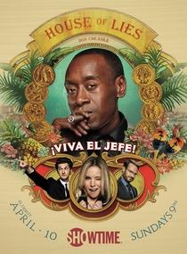 House of Lies (5ª Temporada) - Poster / Capa / Cartaz - Oficial 1
