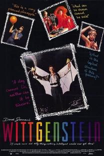 Wittgenstein - Poster / Capa / Cartaz - Oficial 3