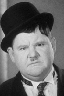 Oliver Hardy - Poster / Capa / Cartaz - Oficial 3