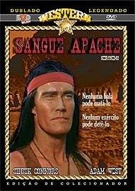 Sangue de Apache - Poster / Capa / Cartaz - Oficial 2