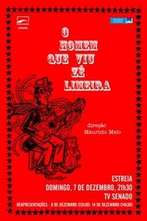 O Homem que Viu Zé Limeira - Poster / Capa / Cartaz - Oficial 1