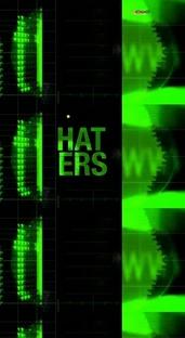 CQC - Haters - Poster / Capa / Cartaz - Oficial 1
