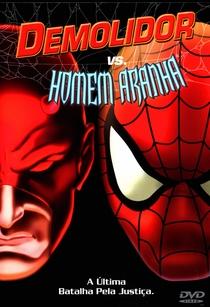 Demolidor vs. Homem-Aranha - Poster / Capa / Cartaz - Oficial 3