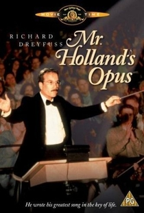 Mr. Holland - Adorável Professor - Poster / Capa / Cartaz - Oficial 3
