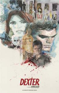 Dexter Early Cuts: All In The Family - Poster / Capa / Cartaz - Oficial 1