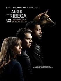 Angie Tribeca (1ª Temporada) - Poster / Capa / Cartaz - Oficial 1