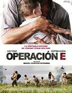 Operación E - Poster / Capa / Cartaz - Oficial 1