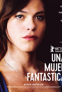 Uma Mulher Fantástica - Poster / Capa / Cartaz - Oficial 5