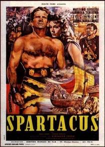 Spartaco - Poster / Capa / Cartaz - Oficial 1