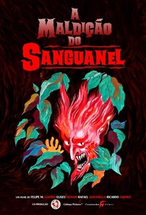 A Maldição do Sanguanel - Poster / Capa / Cartaz - Oficial 1