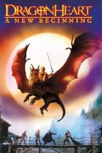Coração de Dragão – Um Novo Começo - Poster / Capa / Cartaz - Oficial 3