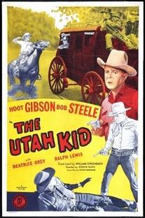 O Valentão de Utah - Poster / Capa / Cartaz - Oficial 1