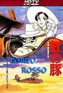 Porco Rosso: O Último Herói Romântico - Poster / Capa / Cartaz - Oficial 14