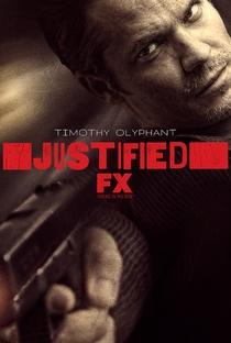 Justified (4ª Temporada) - Poster / Capa / Cartaz - Oficial 3