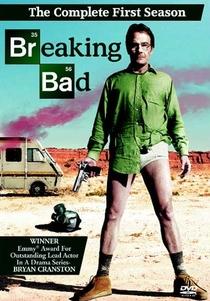 Breaking Bad (1ª Temporada) - Poster / Capa / Cartaz - Oficial 2