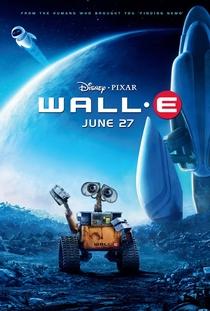 WALL·E - Poster / Capa / Cartaz - Oficial 3