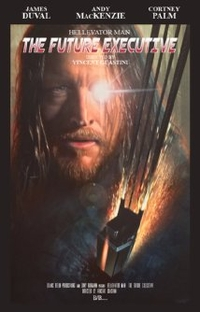 Hellevator Man - Poster / Capa / Cartaz - Oficial 1