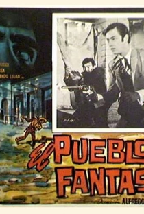 El Pueblo Fantasma - Poster / Capa / Cartaz - Oficial 2