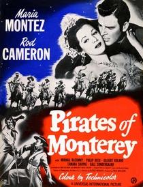 Piratas de Monterey - Poster / Capa / Cartaz - Oficial 1