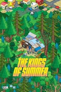 Os Reis do Verão - Poster / Capa / Cartaz - Oficial 9